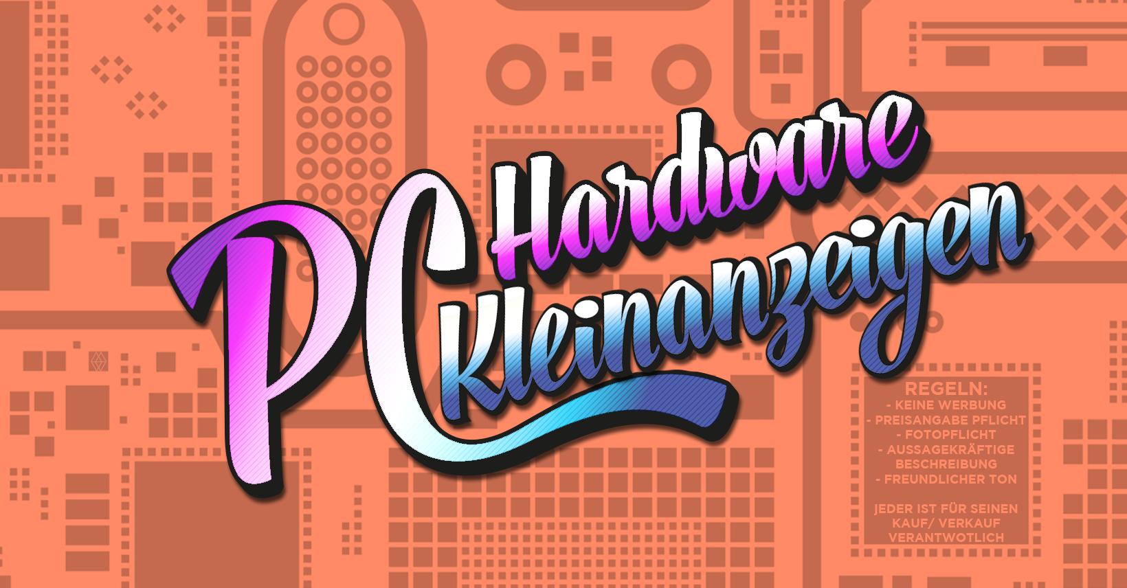 PC Hardware Kleinanzeigen Banner